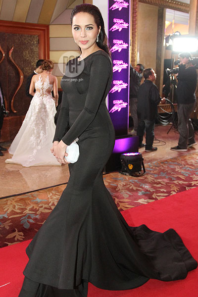 Julia Montes Debut Gown Pepsi Herrera
