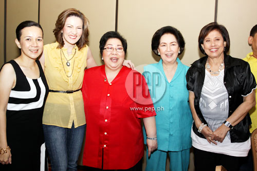 Dolor Guevarra's 59th birthday celebration | Gallery | PEP.ph: The ...