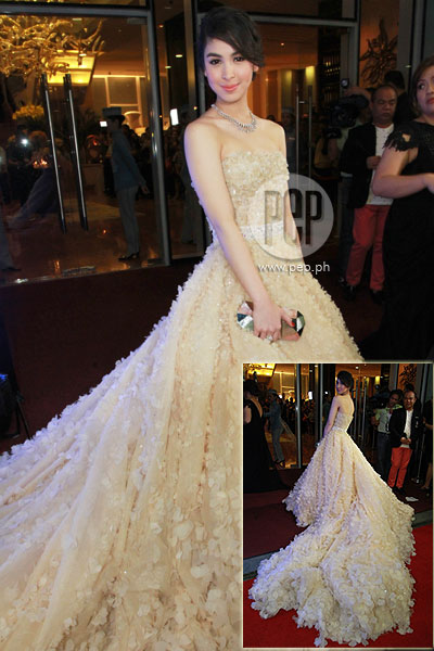 Kim Chiu Star Magic Ball Gowns - Gown And Dress Gallery
