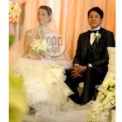 Maricar And Richard Wedding Richard Poon And Maricar Reyes