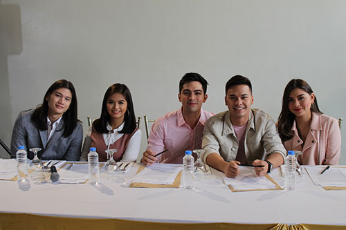 Gil-Cuerva,-Bea-Binene,-Derrick--Monasterio,-Kristoffer-Martin,-and-Ashley-Ortega-during-a-story-conference--shoot(1).jpg