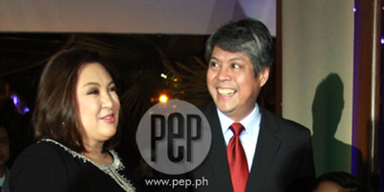 Surprise 50th birthday party for Francis Pangilinan