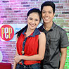 PEP Talk with Elmo Magalona and Julie Anne San Jose