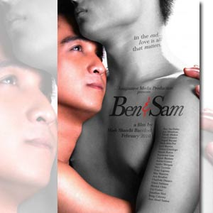 Ray An Dulay and Jess Mendoza star in this gay love story flick titled