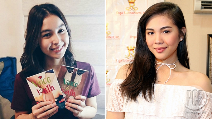 Janella Salvador replaced by Julia Barretto in Vince and ...