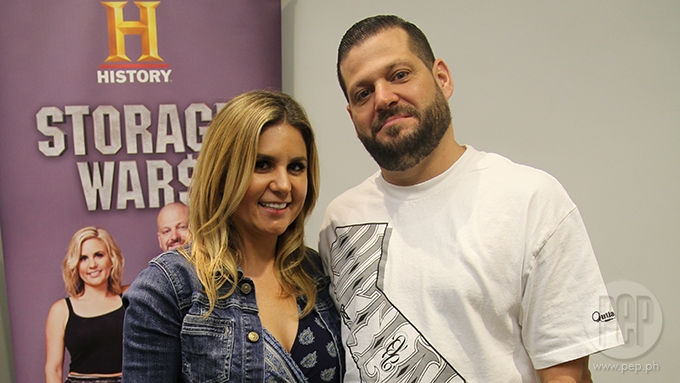 Brandi Pante And Jarrod Schulze Of Storage Wars Reaffirm Authenticity Reality Show
