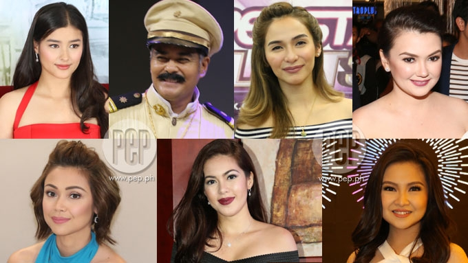 Pep Ph The Number One Site For Philippine Showbiz: LOOK: Artists To Get Star At Walk Of Fame PH This 2016
