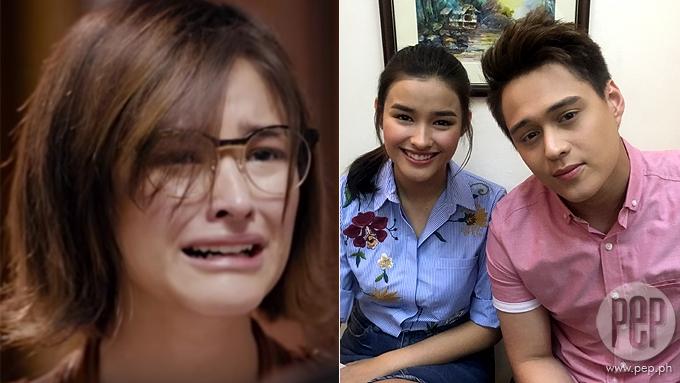 """Liza Soberano on viral """"pangit"""" dialogue: """"May mga ..."""