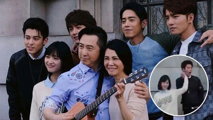 New Shan Cai Shen Yue, F4 sing Meteor Garden theme song