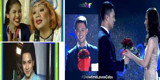 p>AGB: GMA-7 dominates noontime but ABS-CBN tops primetime</