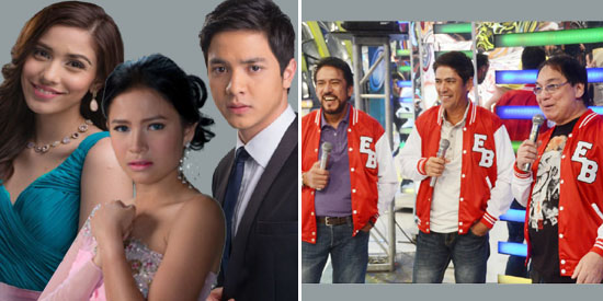 AGB Nielsen Mega Manila Household Ratings (July 15 to 21, 2013): GMA