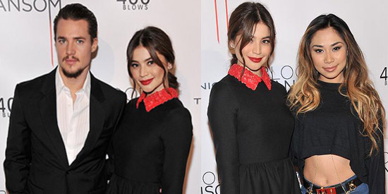 Anne Curtis Joined By American Stars At Hollywood Premiere