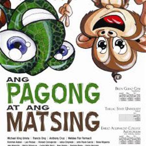 Ang Pagong at Matsing