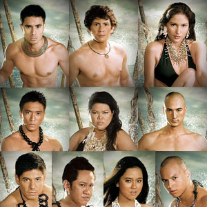 Survivor philippines celebrity doubles showdown episodes tv