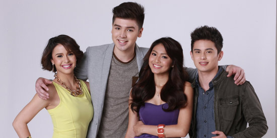 Nadine Lustre and James Reid's onscreen chemistry blooms in Viva Films' Diary Ng Panget: The Movie