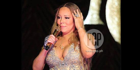 Mariah Carey expresses... Mariah Carey Songs