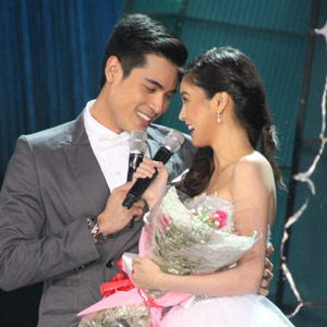 "Will the ""marriage"" of Andy (Xian Lim) and Jade (Kim Chiu) help them"