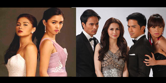 Here are the comparative Rating Points of ABS-CBN, TV5, and GMA-7