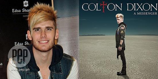 Christian American Idol American Idol Finalist Colton