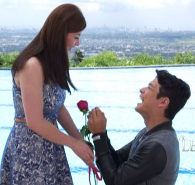 Angel Locsin and Jericho Rosales play Monica and Adrian in The Legal