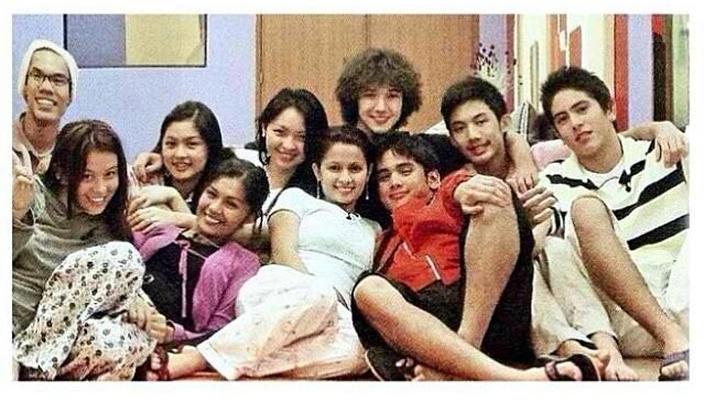 Throwback: The PBB First Edition housemates - YouTube