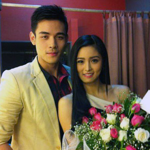 Kim Chiu. Photo: From KimIan OFFICIAL Fanpage (Kim Chiu and Xian Lim