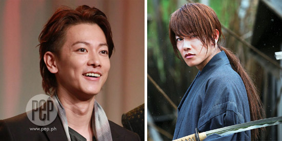 10 Things To Know About Manila Visit Of Rurouni Kenshin Kyoto Inferno Stars Pep Ph