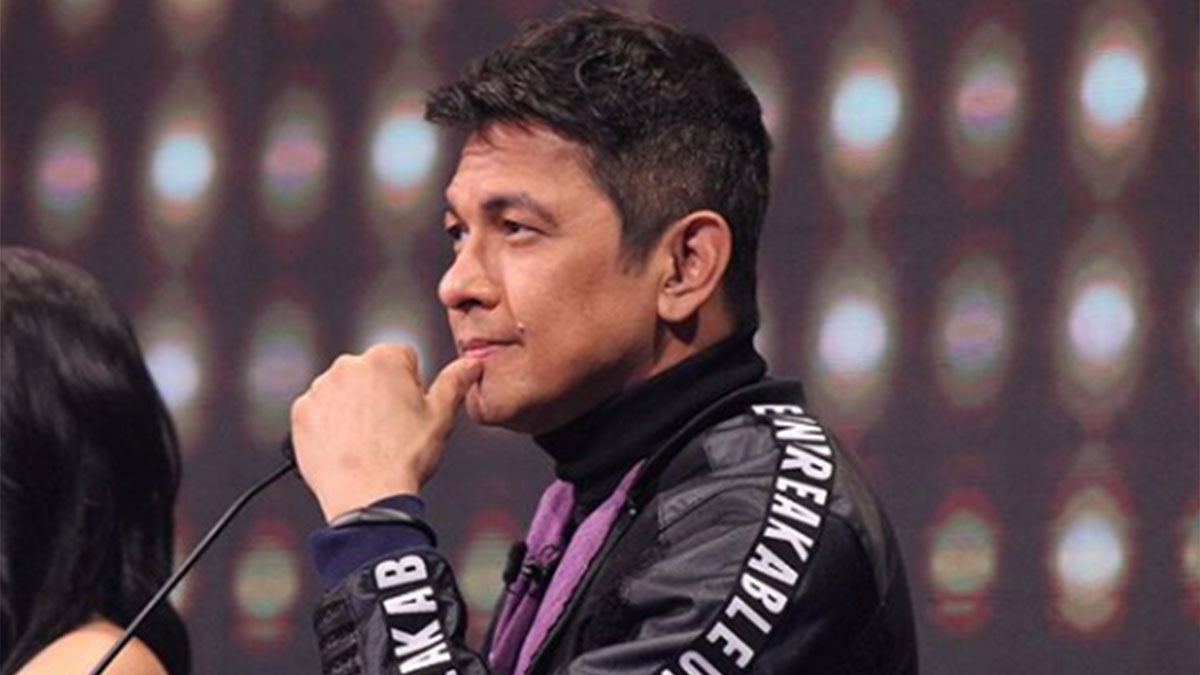 "Gary Valenciano On Jim Paredes Video Scandal: ""It's Not"