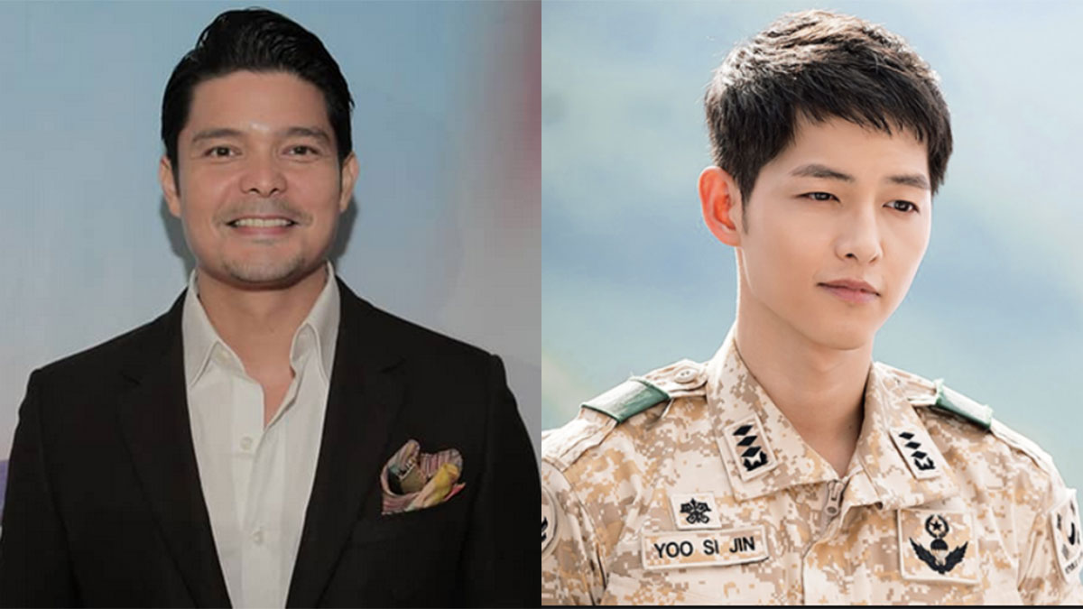 Dingdong Dantes to star in Descendants of the Sun remake