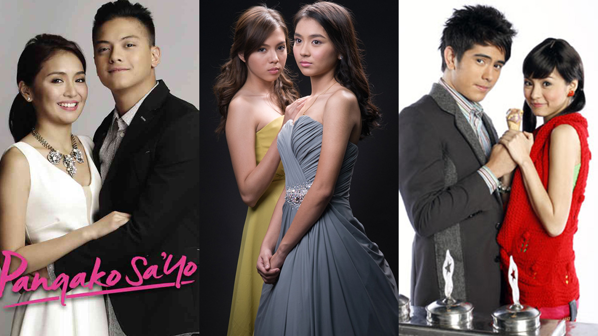 ABS-CBN teleserye list of TV series adaptations