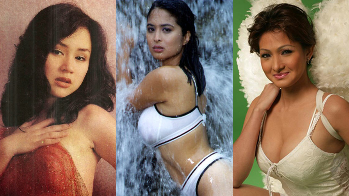 Where Are They Now Pinoy Sexy Stars Of The 90s To Early 2000s