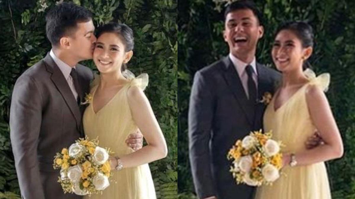 Wedding date nina Sarah Geronimo at Matteo Guidicelli