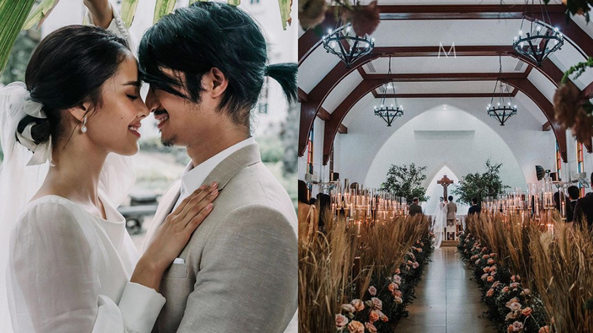 The Wedding Album Megan Young And Mikael Daez Pep Ph