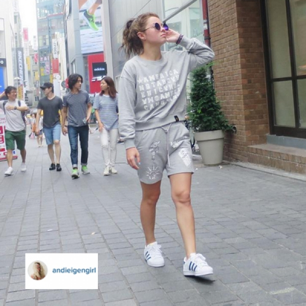 10 Celebrity-approved Ways To Wear White Sneakers