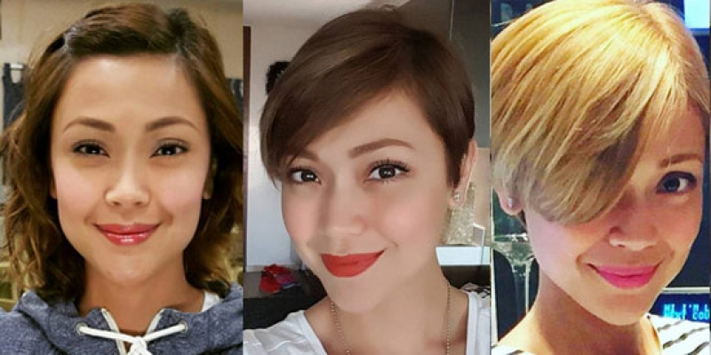 10 Stars With Best Hair Color Transformations Pep