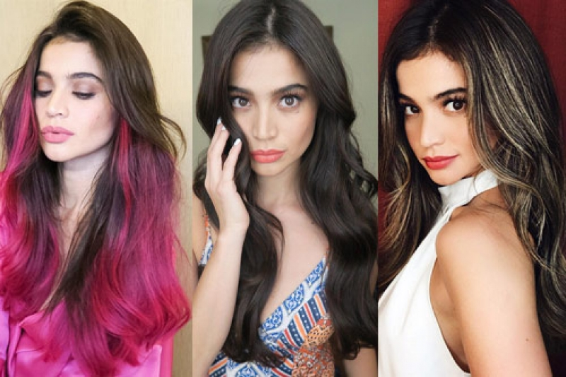 10 Stars With Best Hair Color Transformations  Lifestyle  PEPph The Numbe