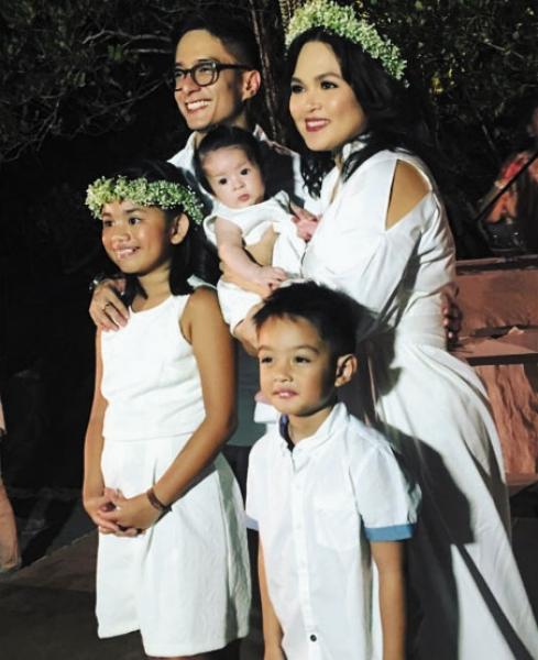 Judy Ann Santos, Ryan Agoncillo Renew Wedding Vows