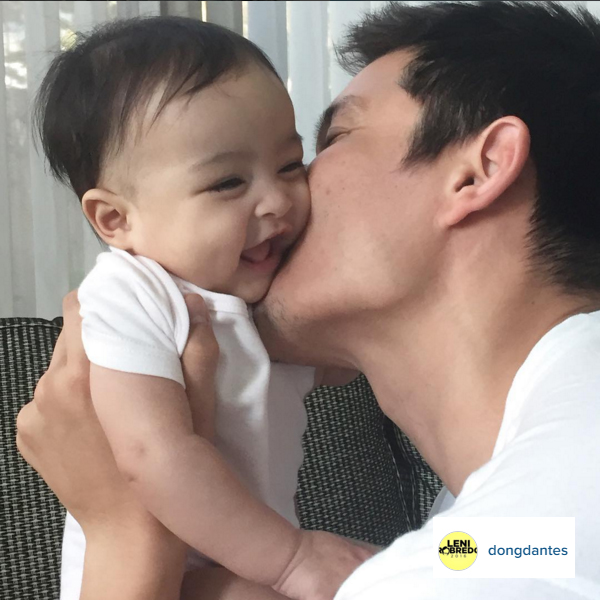 Dingdong Dantes, Marian Rivera's daughter Maria Letizia ...