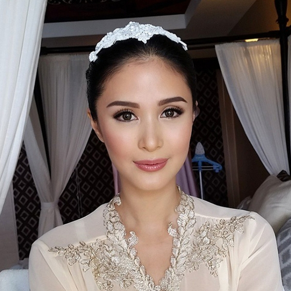 Cosmo Ph 10 Wedding Day Hair Ideas Inspired By Pinay