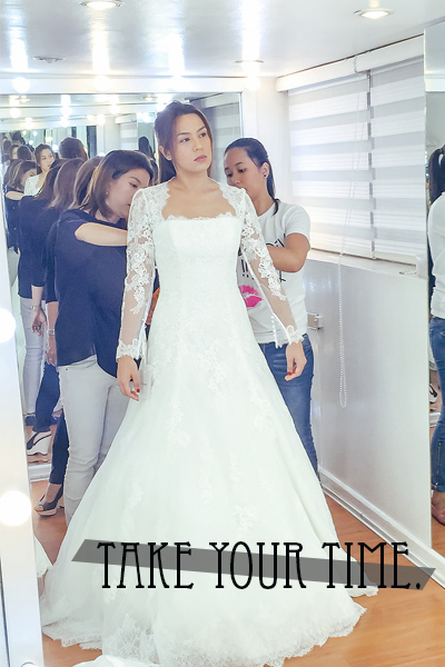 Nikki Gils Wedding.Nikki Gil Shares How To Pick The Perfect Wedding Dress Pep Ph