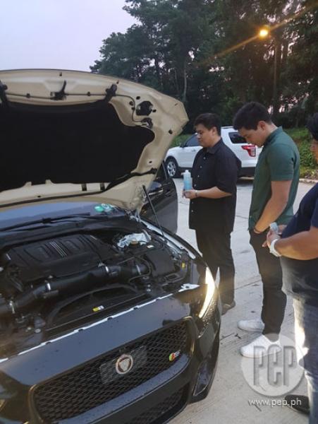 Ayon Kay Alden, Matagal Na Niyang Pangarap Na Magkaroon Ng Sports Car, Kaya  Binili Niya Itong Jaguar.