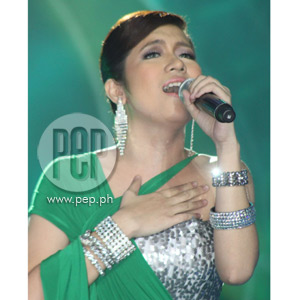 Star Power grand winner Angeline Quinto denies she is copying Regine