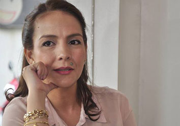Former Bold Star Maureen Mauricio Expresses Desire For Showbiz