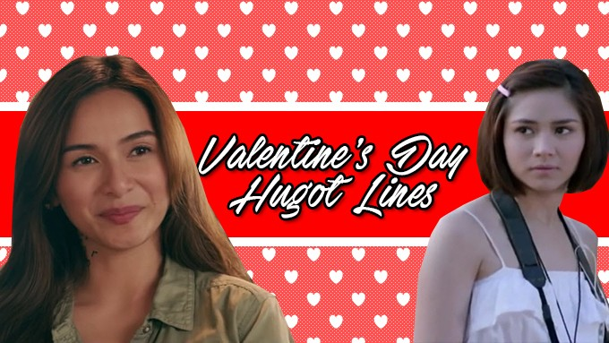 15 Hugot Lines From Pinoy Movies For Valentine S Day Pep Ph