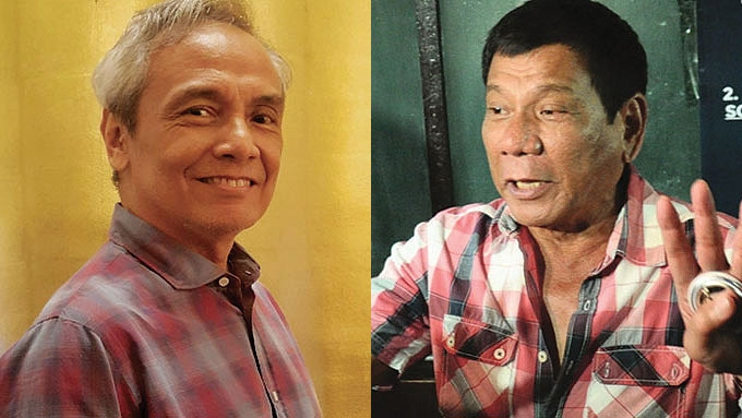 Related News On Jim Paredes: Jim Paredes Says Duterte Meme Aimed At Fanatics