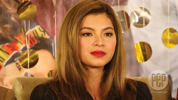 Angel Locsin Confirms Past Breakup Was Caused By Third Party Pep Ph