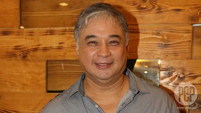 Ricky Davao Ricky Davao urges moviegoers to support MMFF 2016 Tuloy ang ligaya