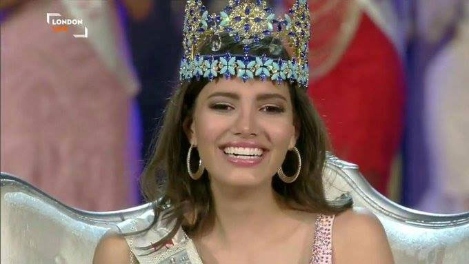 Puerto Rico crowned Miss World 2016; Philippines' Catriona