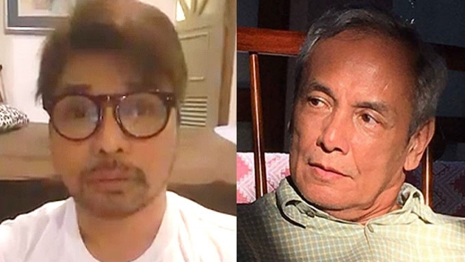 How Did Jim Paredes Video Leak Online: Arnell Ignacio Dares Jim Paredes To A Live Debate