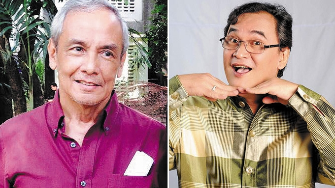 Related News On Jim Paredes